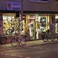 Fahrradkiste von Außen