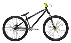 NS-Bikes Metropolis2