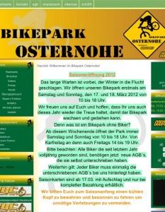 Bikepark Osternohe