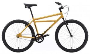 Kona Humu 2012 Gold Orange
