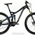 Norco Range Killer B 2 schwarz blau 2013