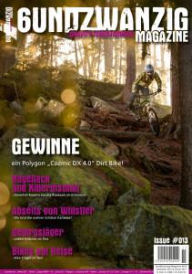 6undZwanzig Magazin Ausgabe 013