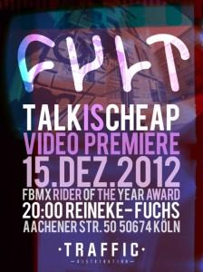 BMX Cult Video Premiere