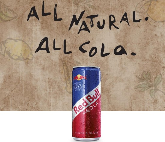 red bull Cola Groß