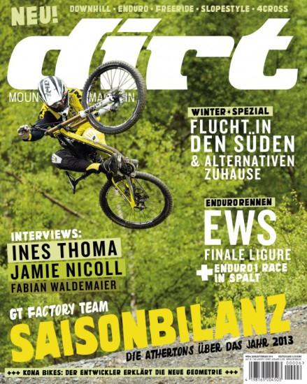 DirtMagazin_Ausgabe6_JanFeb2014_Cover