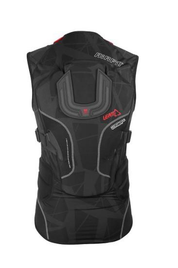 Leatt Brace Body Vest 3D Airfit schwarz hinten