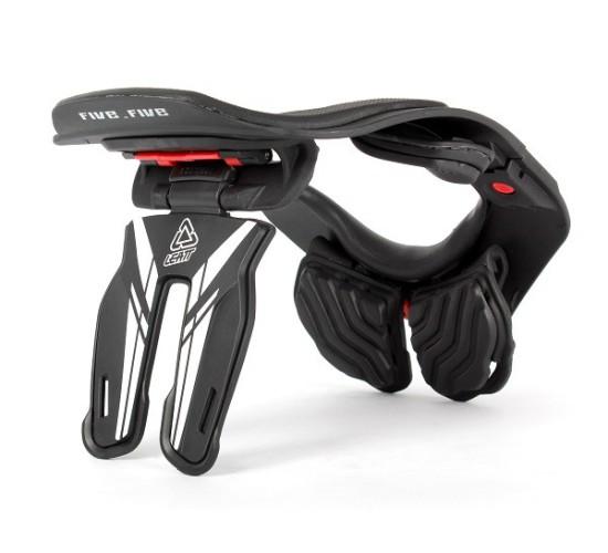 Leatt Brace Neck Brace DBX 5.5 schwarz hinten