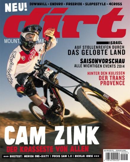 DirtMagazin_Ausgabe7_MärzApril2014_Cover