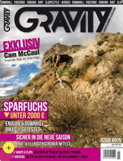 GravityMountainbikeMagazine#20
