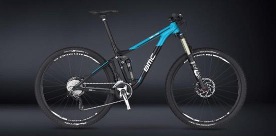 "BMC Trailfox TF 03 29"" schwarz blau"