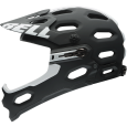 Bell Super 2R 2015 schwarz weiss