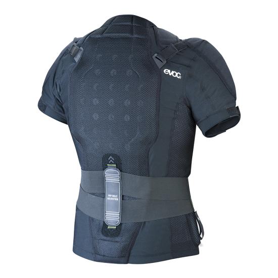 Evoc_Protector_Jacket_ schwarz_Rücken