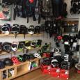 Helme, Protectoren, Neckbraces